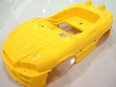 自動車玩具 成形品