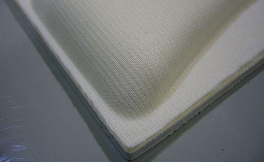 繊維 フィルム 成形品